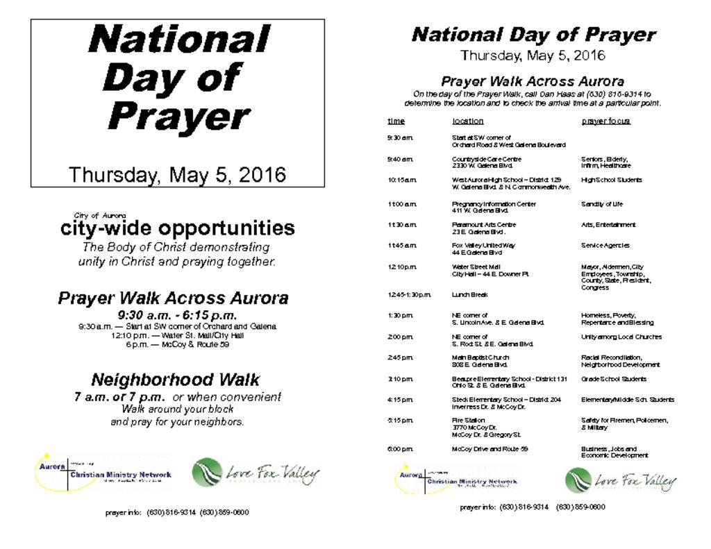 thumbnail of National Day of Prayer 2016 bulletin insert – LFV