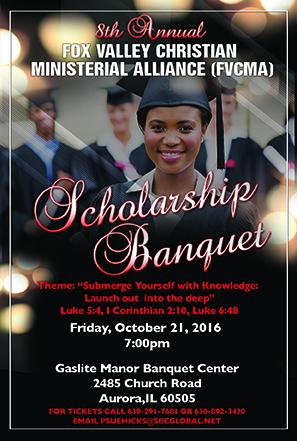 Fox Valley Christian Ministerial Alliance Scholarship ...
