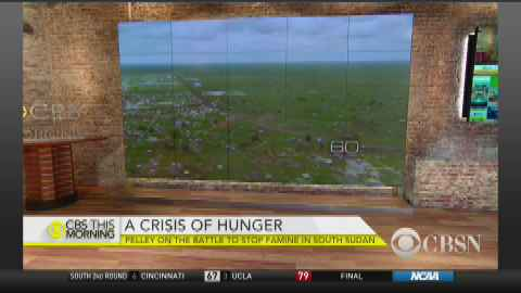 60 Minutes Looks Into The South Sudan Famine - CBSN Live