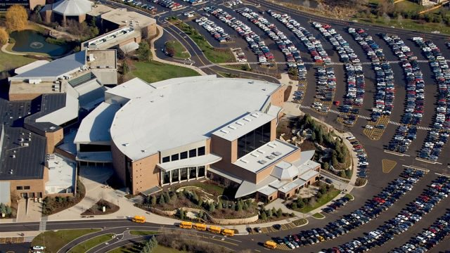 Willow Creek plans reconciliation service