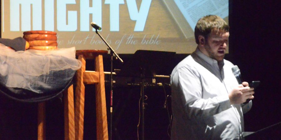 """Small but Mighty"" sermon series at Flowing Forth UMC"