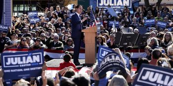 Julián Castro announces his 2020 presidential bid.
