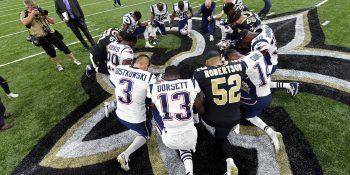 Prayer Patriot and Saints
