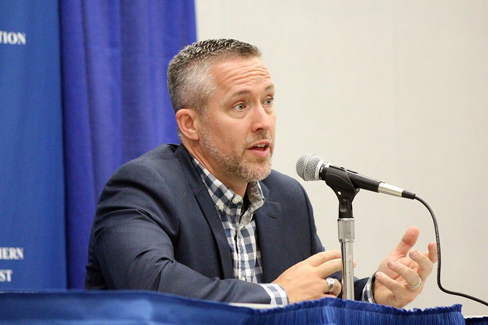 Southern Baptist Convention President Greear.