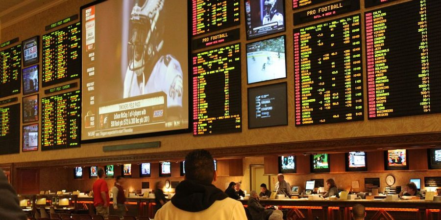 Sports gambling's allure