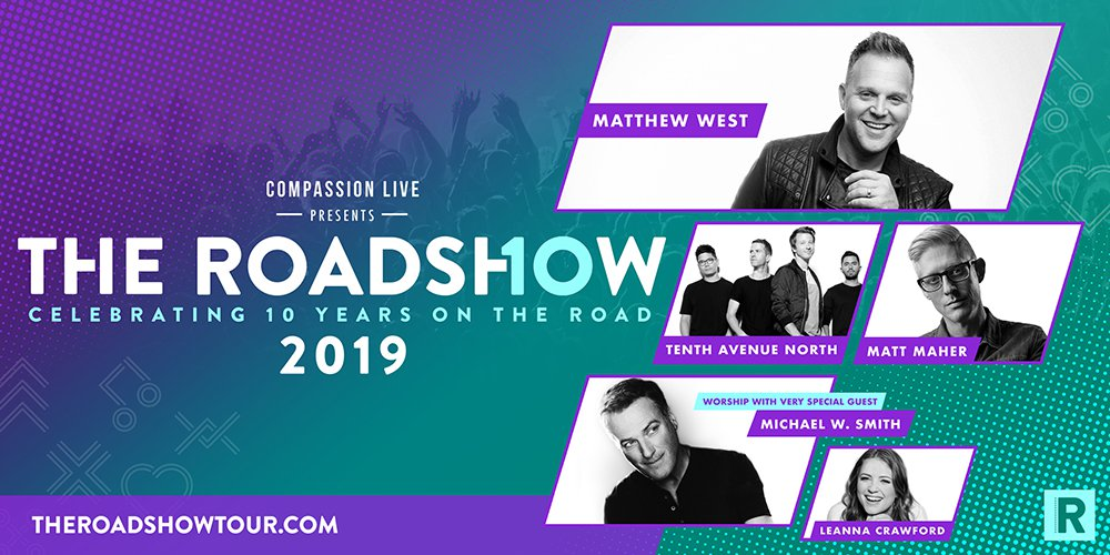 Compassion International 2019 RoadShow