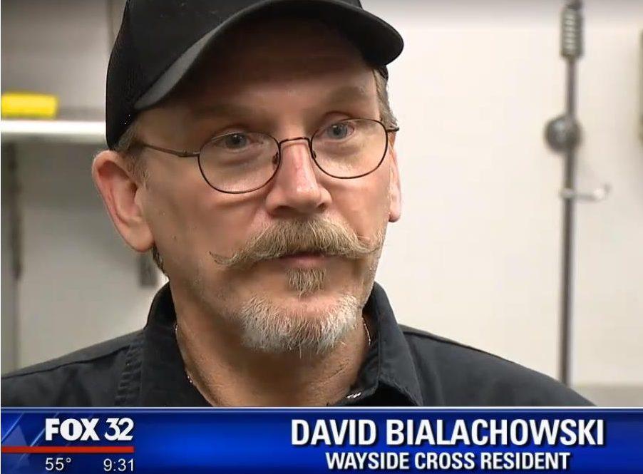 The Wayside story of David Bialachowski.