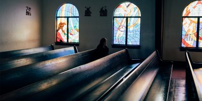 Gallup church numbers down