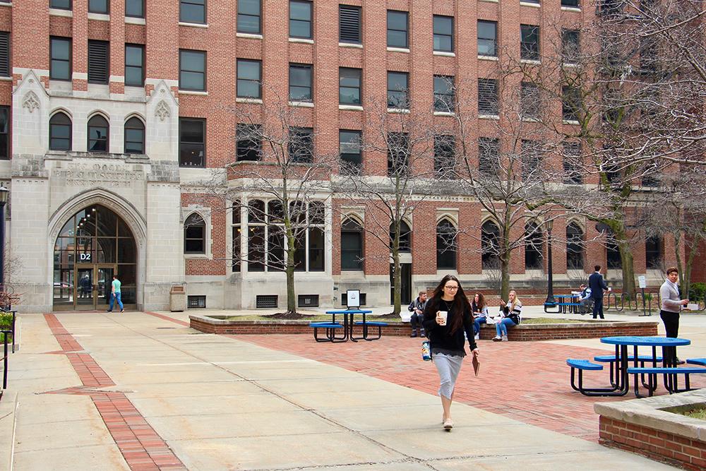 MBI campus.