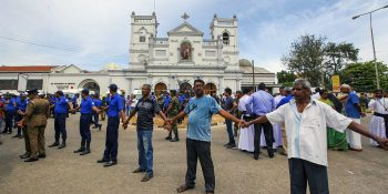 Sri Lanka's Christians suffer