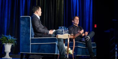 Mark Cuban at Judson University