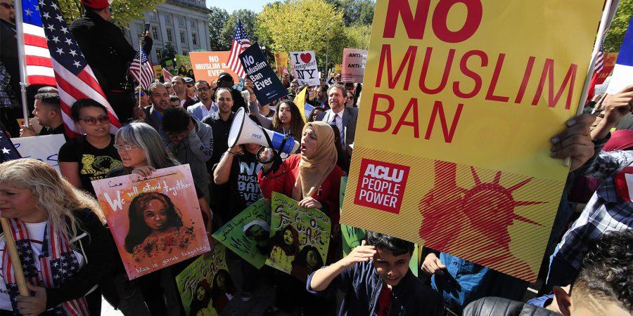 Anti-Muslim hate in America