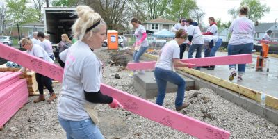 Women Build in Aurora