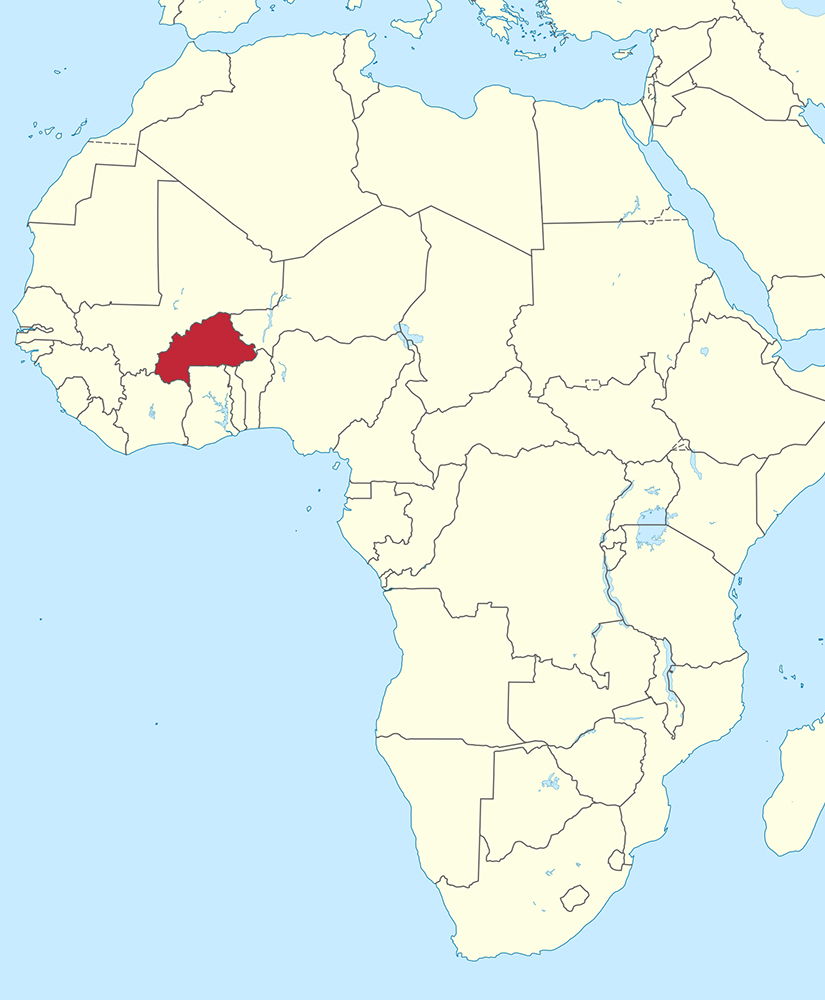 Burkina Faso Christian persecution