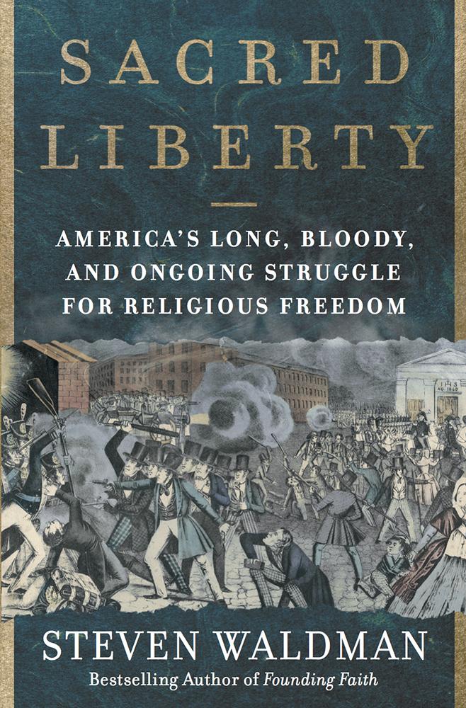 Sacred Liberty book