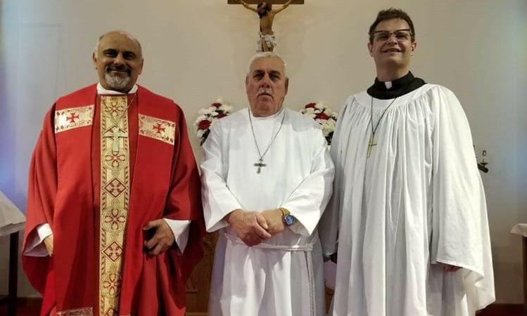 Pentecost... clergy