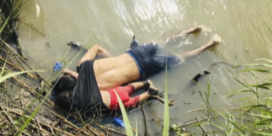 deaths at southern border