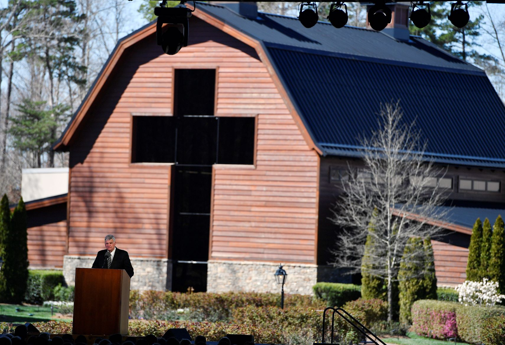 Funeral Billy Graham