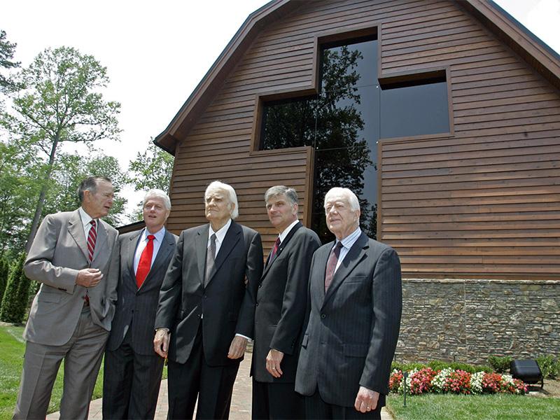 Presidents visit