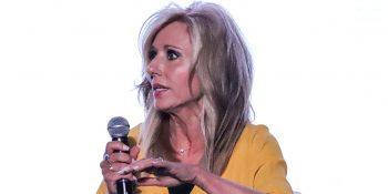 Speaker/author Beth Moore