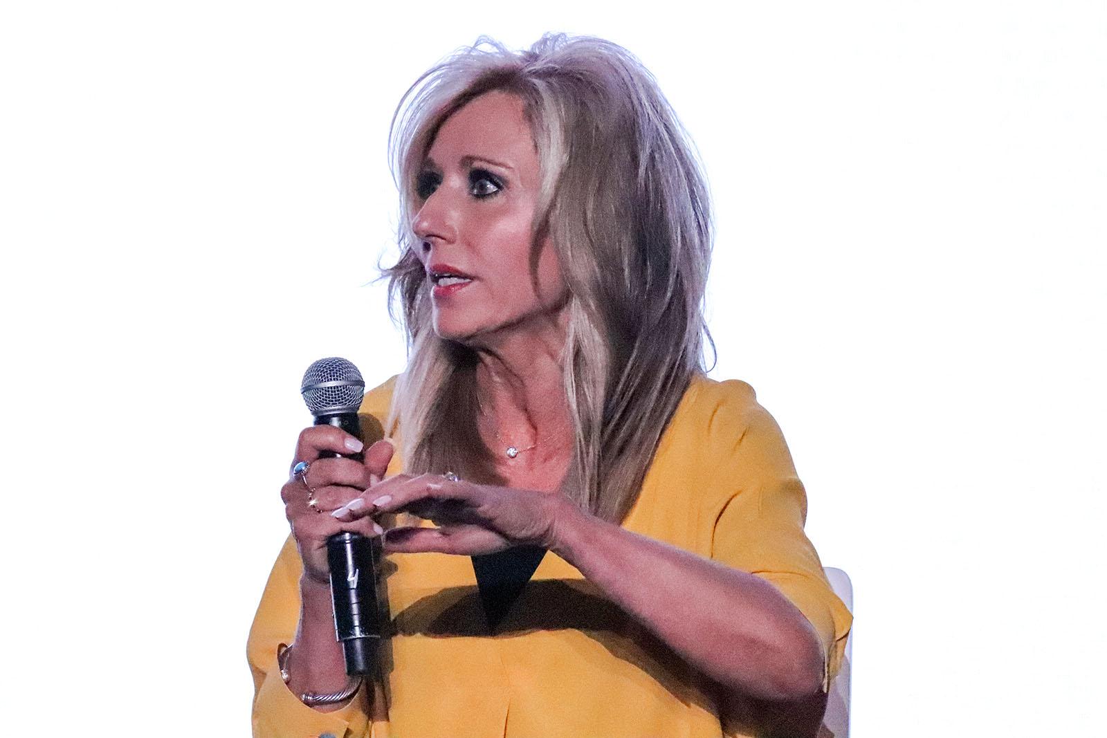 Speaker/author Beth Moore, evangelical leader