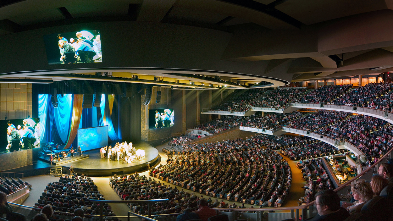 Reconciliation preached without Bill Hybels