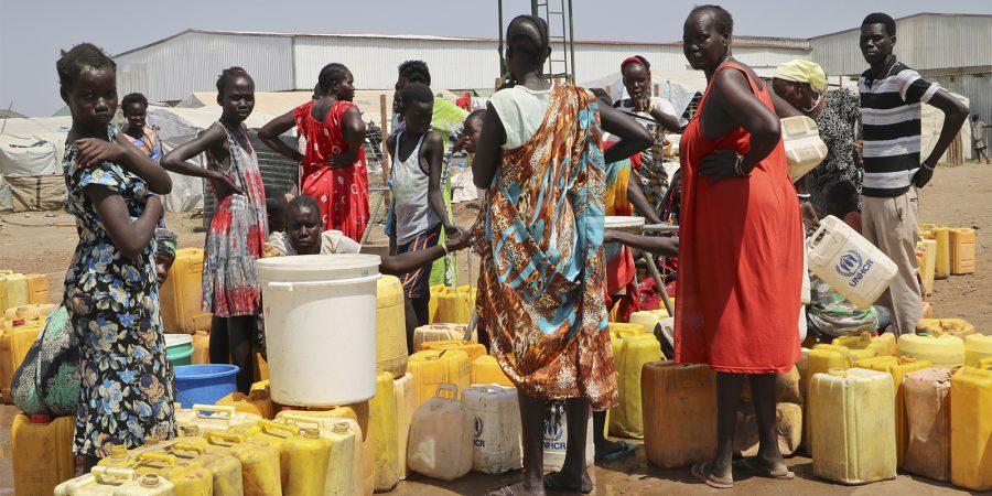 South Sudan civil war