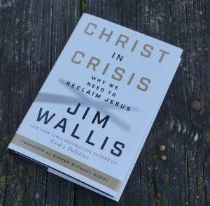 New book by Jim Wallis