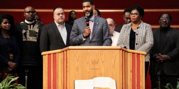 The Rev. Otis Moss III