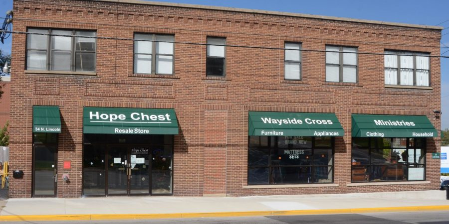 Hope Chest resale store