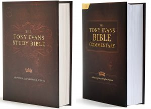 Commentary & Bible from Tony Evans
