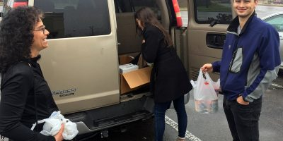 Thanksgiving meals distributed in Nashville