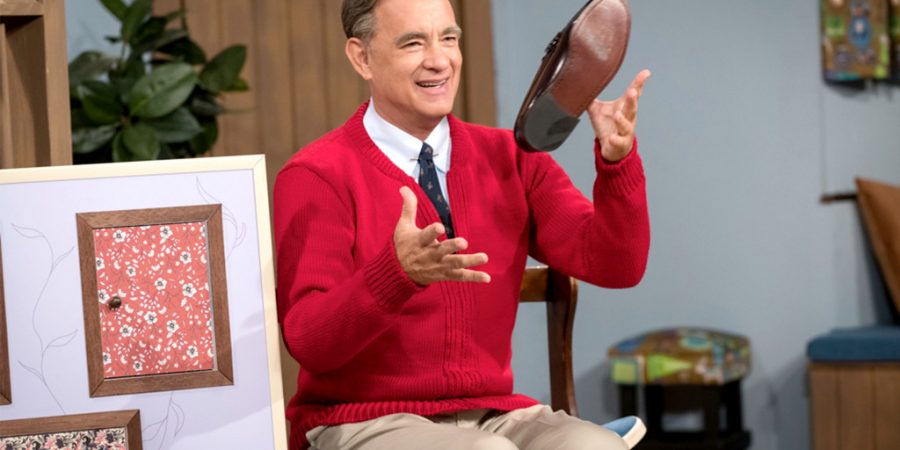 A Beautiful Day in the Neighborhood with Tom Hanks
