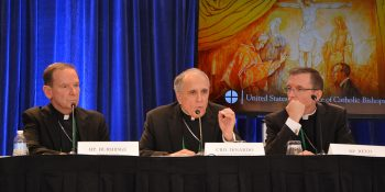 Bishops discuss gun violence