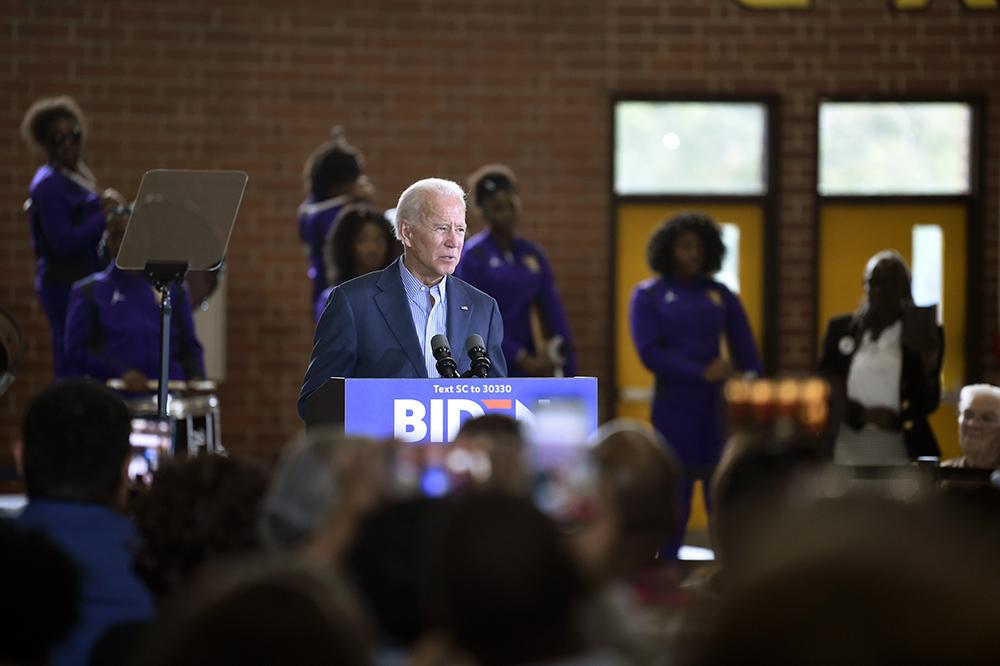 Joe Biden & Communion question