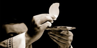 Eucharist and online Communion