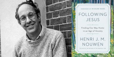 author Rev. Henri J. M. Nouwen