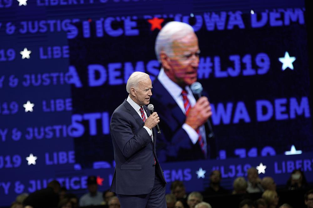 Communion question for Joe Biden
