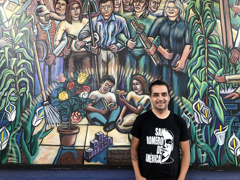 Latino Catholics such as Fernando identify with church