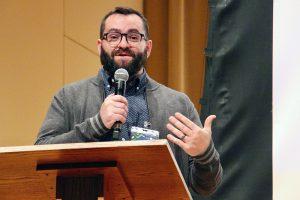 Neighborly Faith Conference speaker Kevin Singer