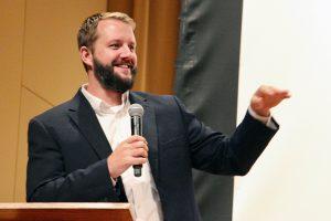 Neighborly Faith Conference speaker Matthew Kaemingk