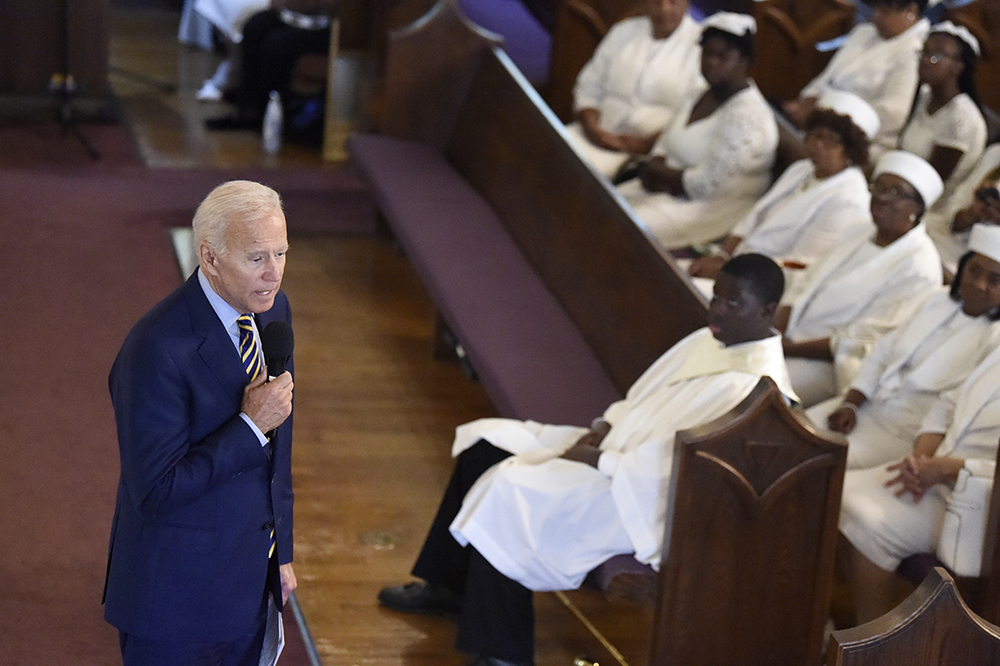 Joe Biden & Communion question