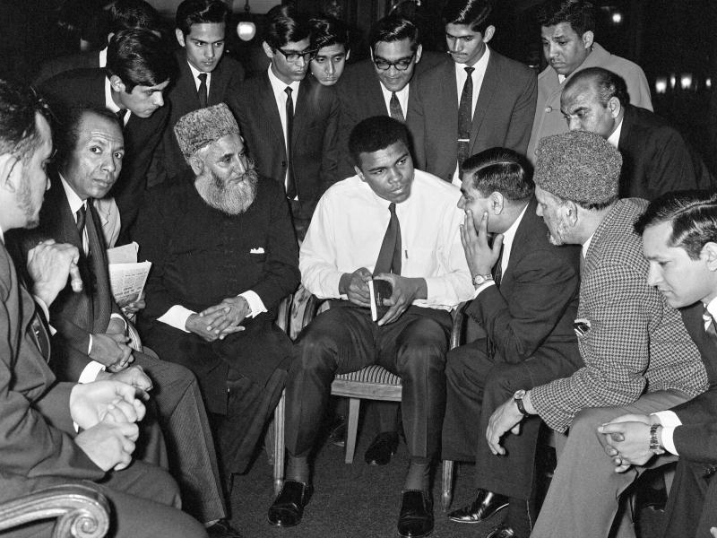 Muhammad Al one last decade's religious influencers