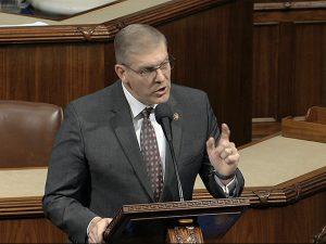 impeachment debated in House of Representatives