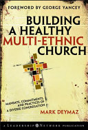 Book on multi-ethnic churches.