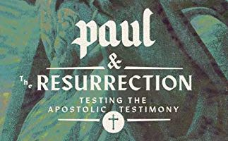 Paul & The Resurrection book cover