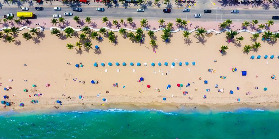 beach in Fort Lauderdale