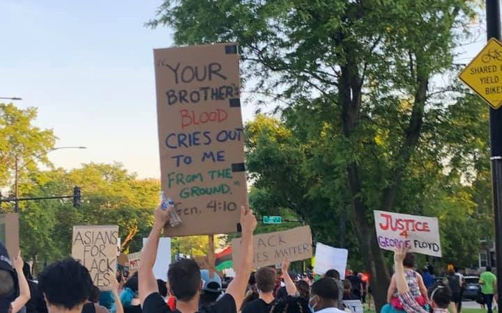 Chicago churches march for justice