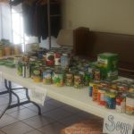 food collection for MWFP
