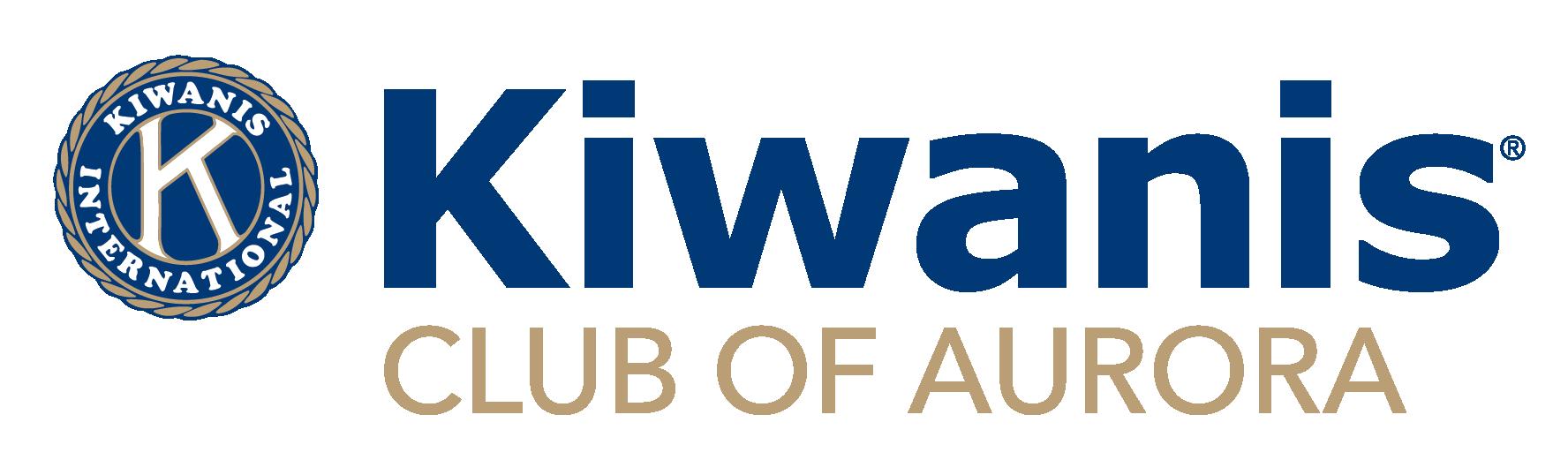 Kiwanis Club of Aurora logo